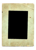 Vecchio blocco per grafici della foto - alta risoluzione Immagini Stock