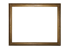 Vecchio blocco per grafici di legno Fotografia Stock Libera da Diritti