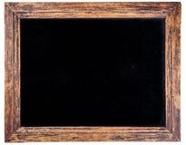 Vecchio blocco per grafici di legno Fotografie Stock