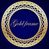 Vecchio blocco per grafici Ornamento geometrico Il modello circolare royalty illustrazione gratis