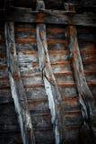 Vecchio bordo della nave immagine stock libera da diritti