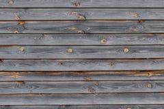Vecchio bordo grigio di legno, fondo, struttura fotografia stock