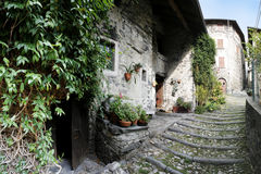 Vecchio borgo Stock Photos