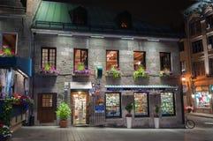 Vecchio boutique del ricordo Immagini Stock
