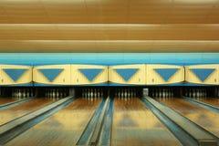 Vecchio bowling Fotografia Stock