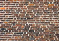 Vecchio brickwall piacevole Fotografia Stock Libera da Diritti