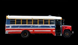 Vecchio bus Immagini Stock