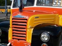 Vecchio bus di Malta Immagini Stock
