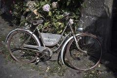 Vecchio Bycicle Immagine Stock Libera da Diritti