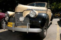 Vecchio cabriolet di Chevrolet Fotografie Stock Libere da Diritti