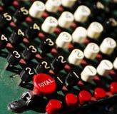 Vecchio calcolatore Immagine Stock Libera da Diritti