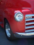Vecchio camion fotografie stock