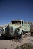 Vecchio camion degli oggetti d'antiquariato, vecchio camion fotografia stock libera da diritti