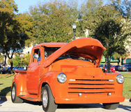 Vecchio camion di Chevrolet Immagini Stock Libere da Diritti