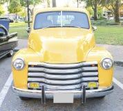 Vecchio camion di Chevrolet Fotografie Stock