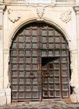 Vecchio cancello Fotografie Stock Libere da Diritti