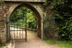 Vecchio cancello Immagine Stock