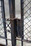 Vecchio cancello Immagini Stock