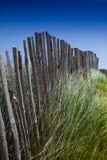 Vecchio cancello di legno Fotografie Stock