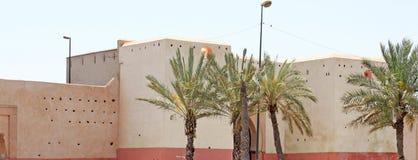 Vecchio cancello a Marrakesh Immagini Stock
