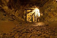 Vecchio carbonile II dalla guerra mondiale - Wlodarz Immagine Stock