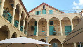 Vecchio castello Immagini Stock