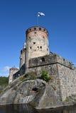 Vecchio castello in Finlandia Fotografia Stock Libera da Diritti