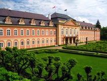 Vecchio castello - Repubblica ceca Dobris immagine stock libera da diritti