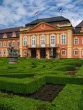 Vecchio castello - Repubblica ceca Dobris fotografia stock