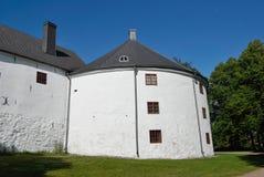 Vecchio castello Turku Fotografia Stock