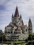 Vecchio castello, Vienna, Austria Immagine Stock