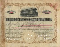 Vecchio certificato di riserva 3 Fotografie Stock