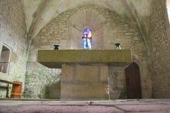 Vecchio chuch gotico Immagine Stock