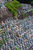 Vecchio cimitero Fotografia Stock Libera da Diritti