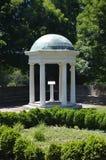Vecchio cimitero Lynchburg, VA della città Fotografia Stock