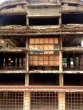 Vecchio cinema a Beirut, Libano Immagini Stock