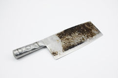 Vecchio coltello Immagine Stock