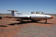 Vecchio combattente di jet immagini stock libere da diritti