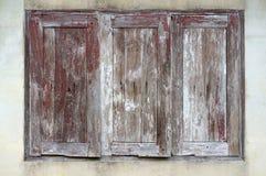 Vecchio, comitati di legno del grunge usati come priorità bassa immagine stock