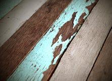 Vecchio, comitati di legno del grunge usati come priorità bassa Fotografia Stock