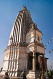 Vecchio complesso del tempio del Nepal, Katmandu Immagine Stock Libera da Diritti