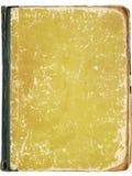 Vecchio coperchio in bianco del `s del libro Immagine Stock Libera da Diritti