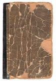 Vecchio coperchio del libro immagini stock libere da diritti
