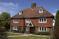 Vecchio cottage Fotografia Stock