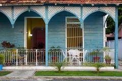 Vecchio cottage Fotografie Stock Libere da Diritti