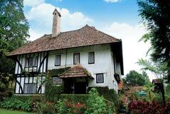 Vecchio cottage Fotografia Stock Libera da Diritti