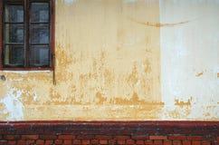 Vecchio cottage eropian orientale Fotografie Stock