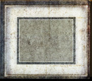 Vecchio creativo di carta di struttura Fotografia Stock