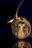 Vecchio cronometro Fotografia Stock