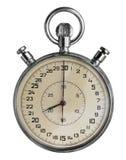 Vecchio cronometro Fotografie Stock